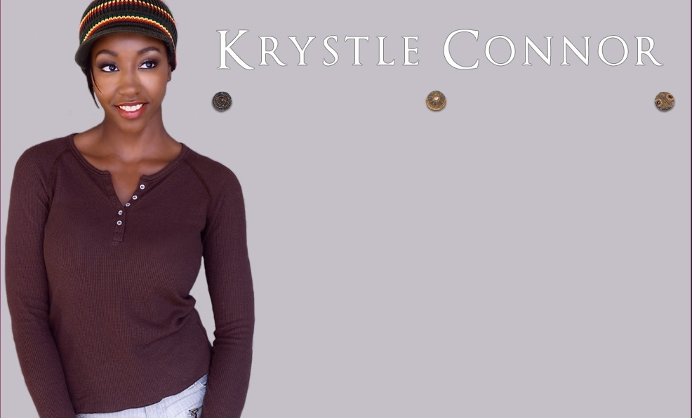 Welcome to Krystle Connor.com